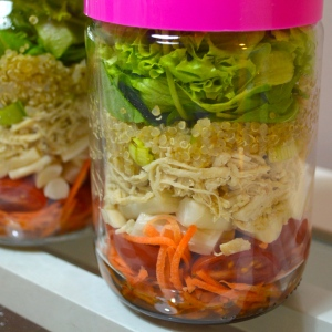 close salada